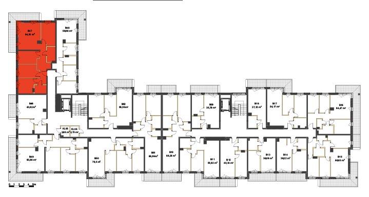 Apartmanety Poezji - BM47