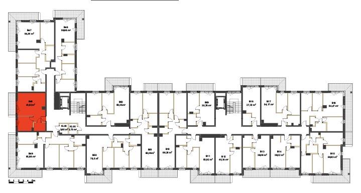 Apartmanety Poezji - BM48