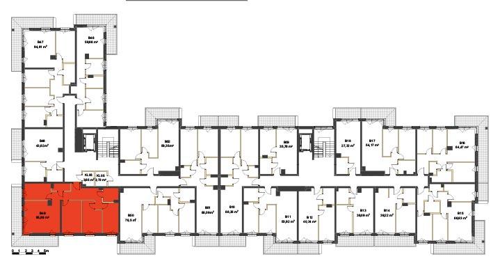 Apartmanety Poezji - BM49