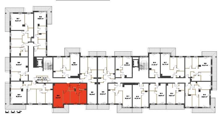 Apartmanety Poezji - BM50
