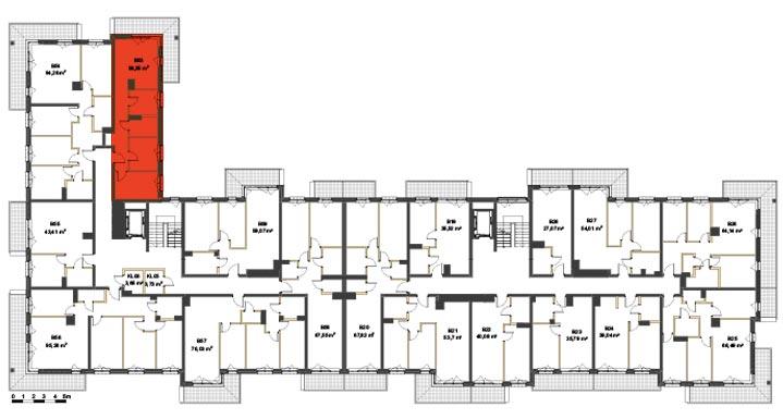 Apartmanety Poezji - BM53