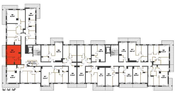 Apartmanety Poezji - BM55
