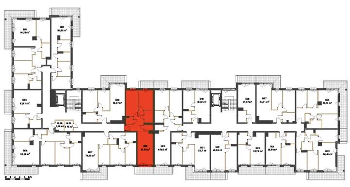 Apartmanety Poezji - BM58