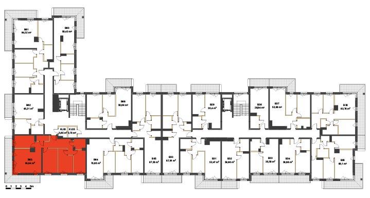 Apartmanety Poezji - BM63