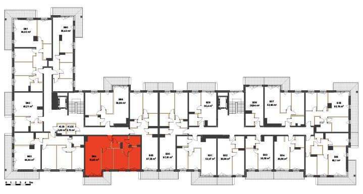 Apartmanety Poezji - BM64