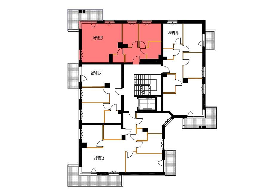 Apartamenty Zabrze Centrum - M18
