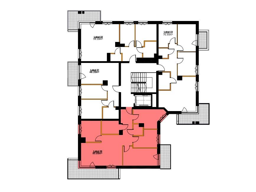 Apartamenty Zabrze Centrum - M20