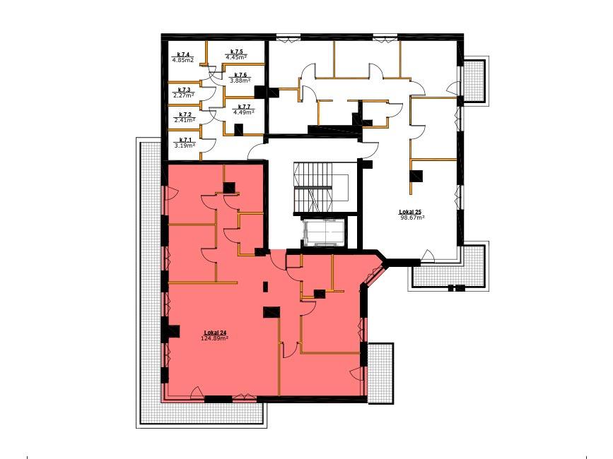 Apartamenty Zabrze Centrum - M24