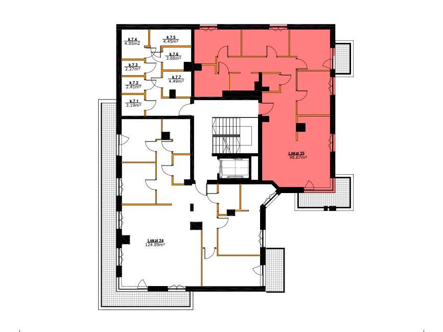 Apartamenty Zabrze Centrum - M25